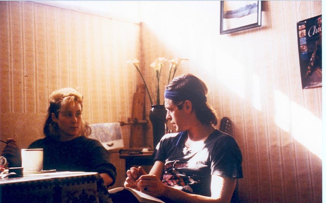 Joanna & Boris 1984