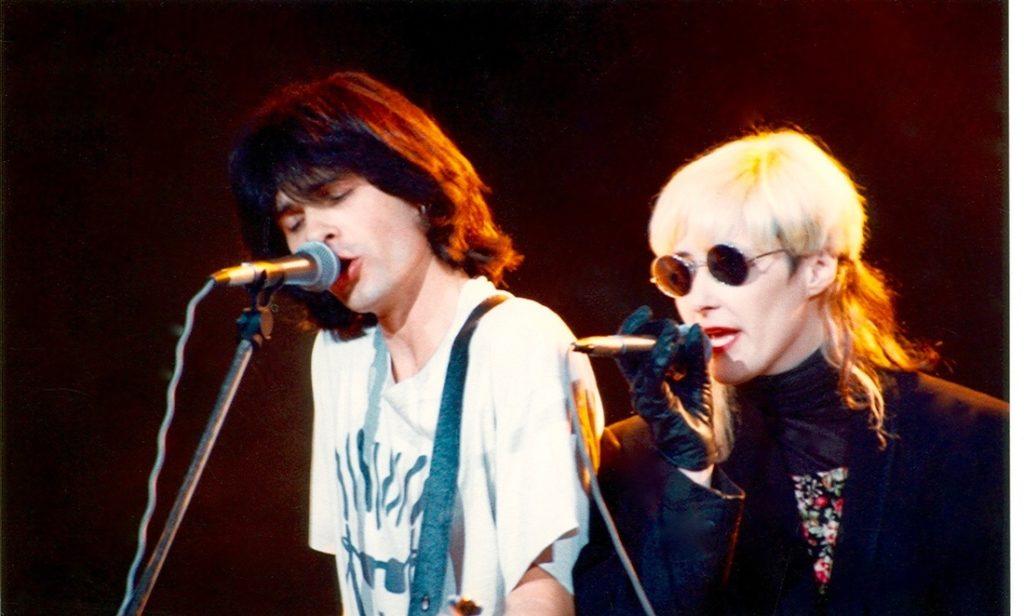 Robert and Stingray