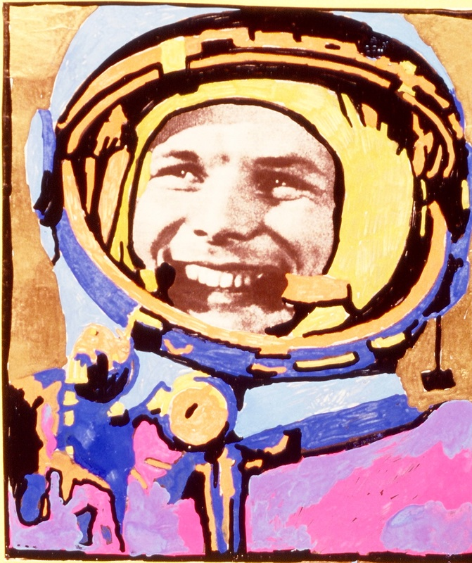 "Tsoi ""Yuri Gagarian"""