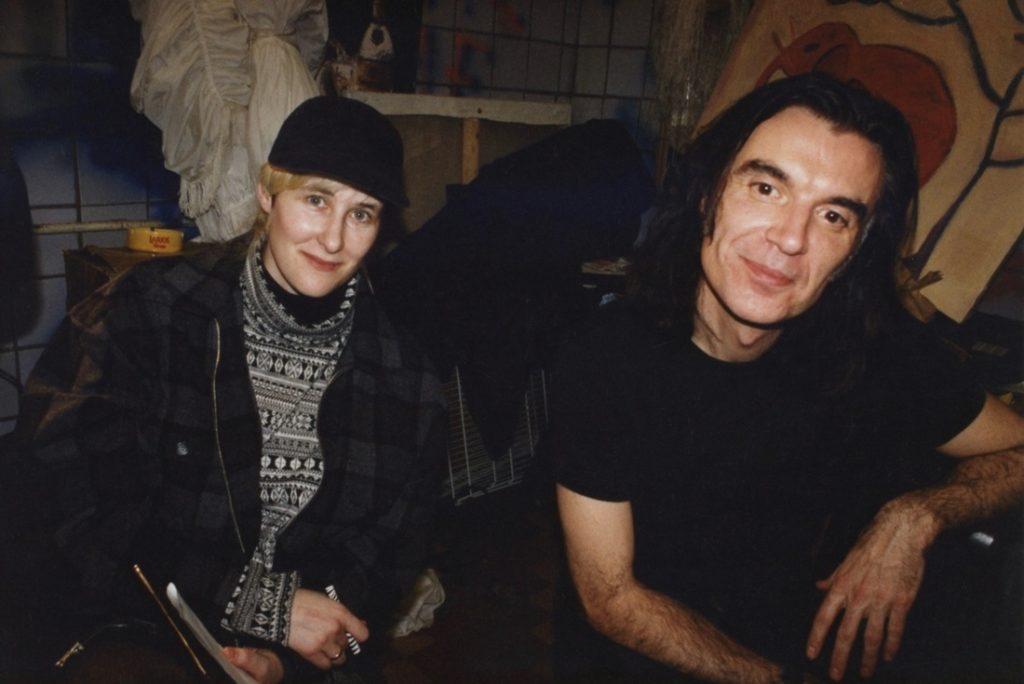 Stingray & David Byrne