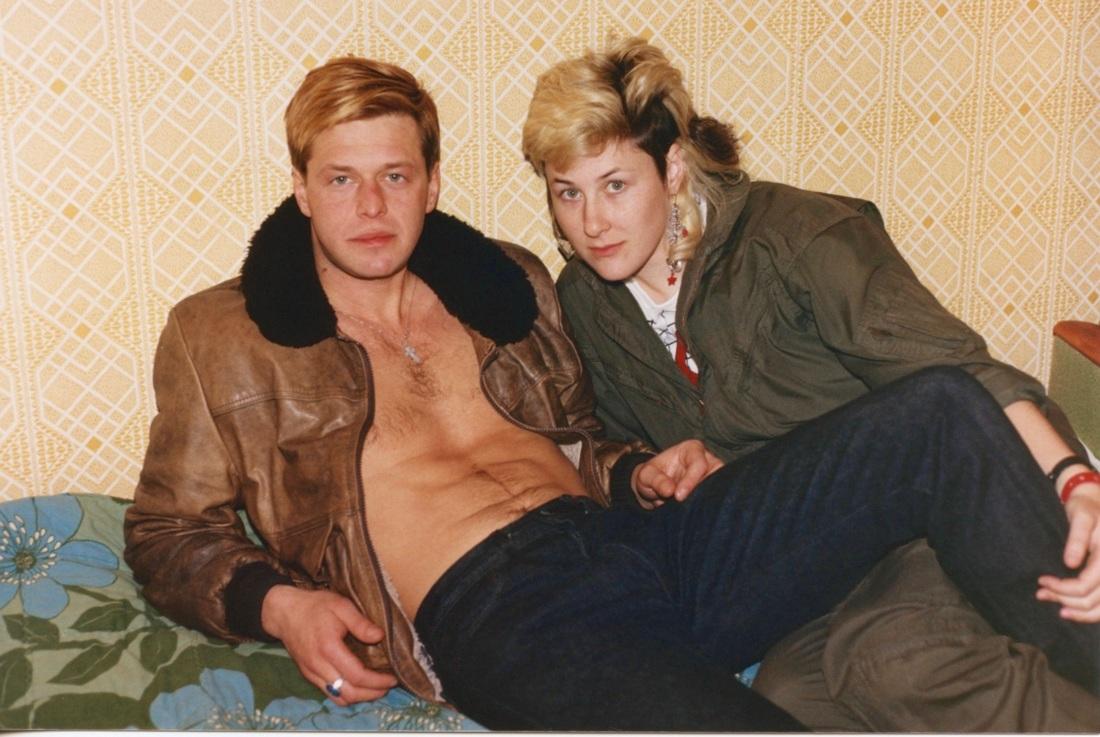 Boris and Joanna