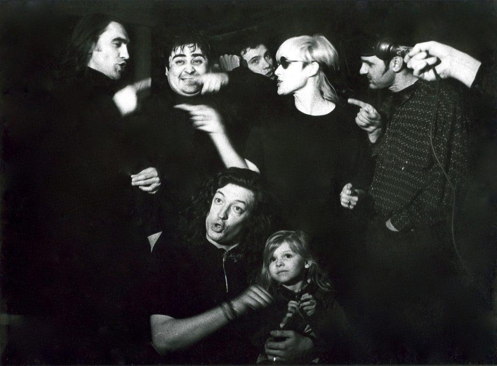 Butuzov, Mario, Golanin, Stingray & Sologub