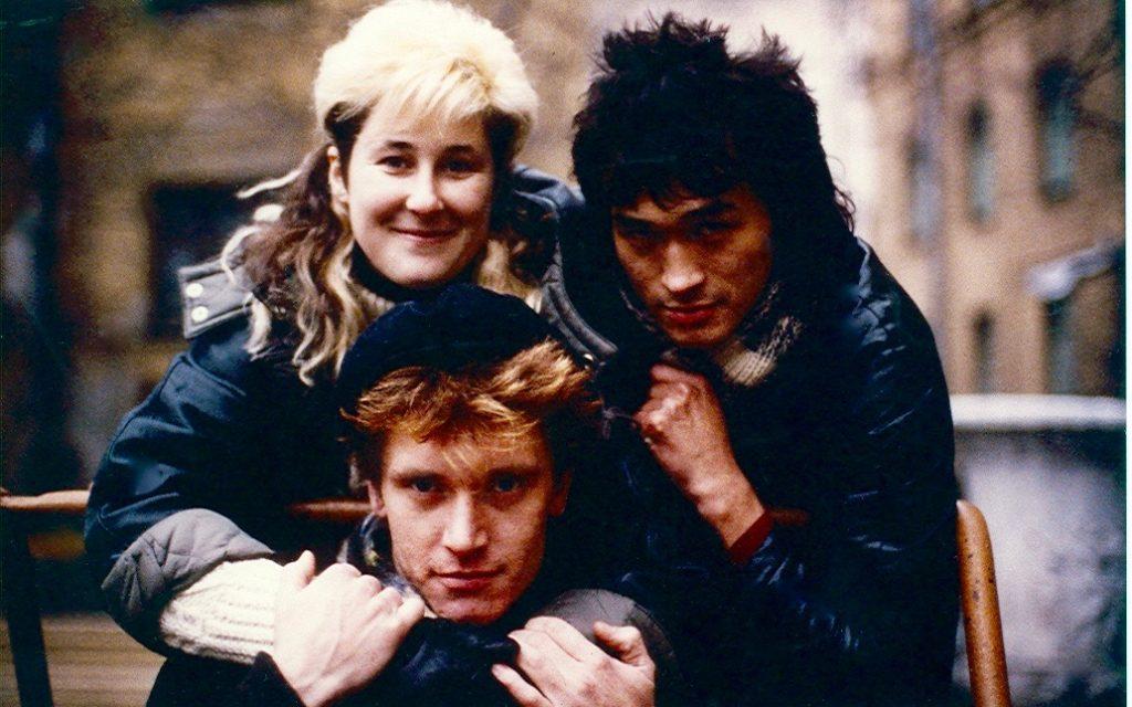 Stingray, Gustav & Tsoi 1985
