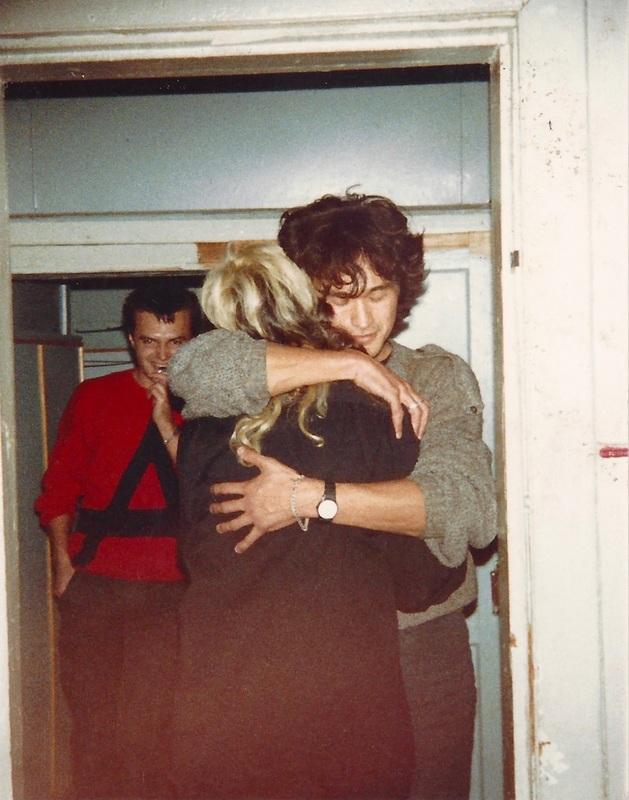 Kostya Kinchev, Stingray & Tsoi 80's