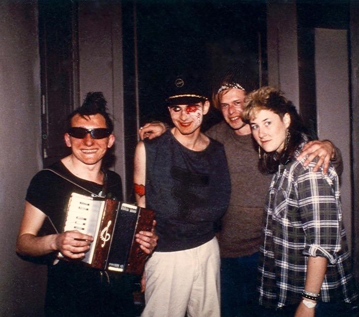 Sologub Brothers, Boris and Joanna 1984