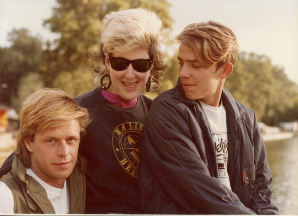 Boris, Joanna & Afrika 1984