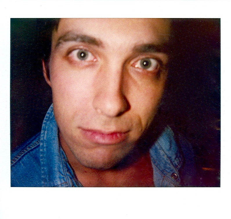 Sergey Kuryohikn, night after wedding train to moscow 1987