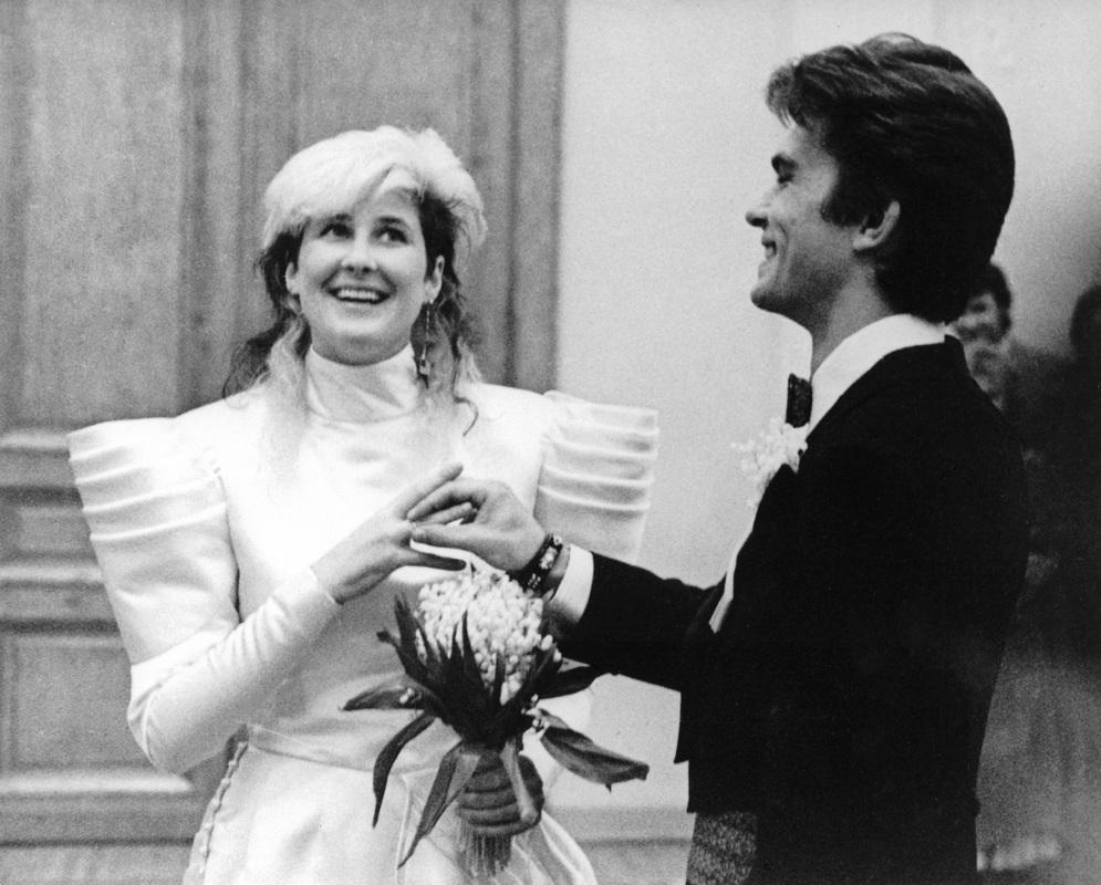 Joanna & Yuri 1987