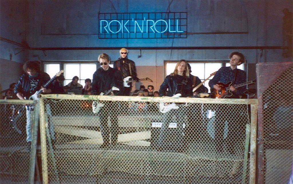 Stingray Rock Club Video, early 90's