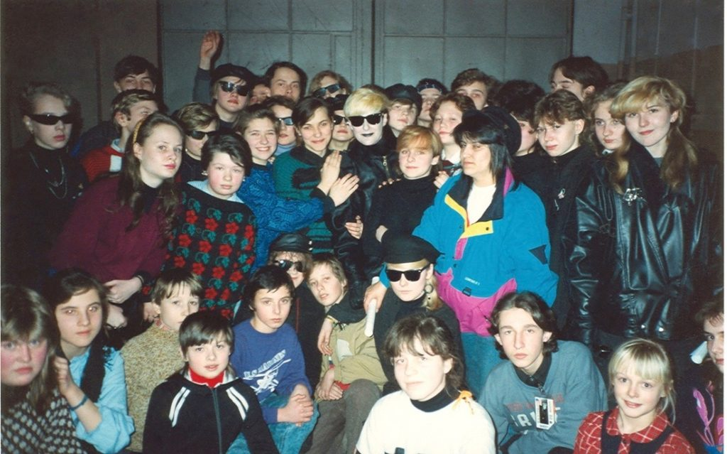 Stingray with fans early 90's
