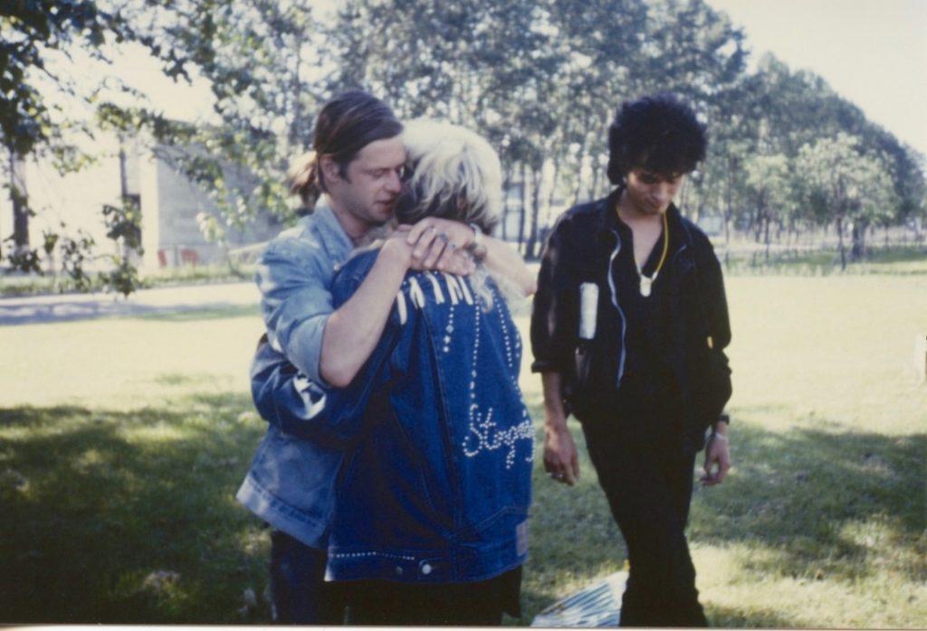 Boris, Joanna and Victor