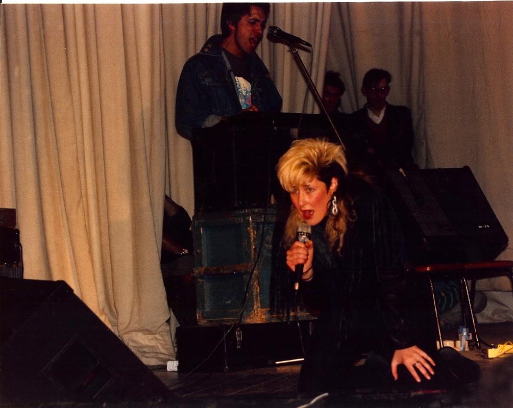kuryokhin & Stingray wedding concert